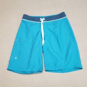 Old Navy swim trunks 28